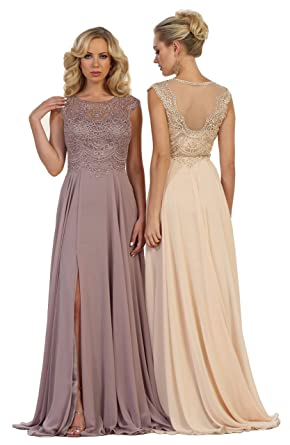 Formal Dress Shops Inc Fds1563 Prom Formal Long Gown At Amazon