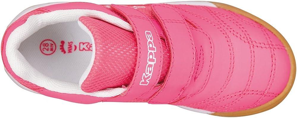 Zapatillas de Deporte Interior Unisex Ni/ños Kappa Kickoff