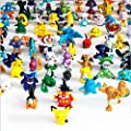 1 Set Per Lots 144pcs Pokemon Action Figures 2-3cm