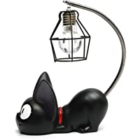 Creatieve hars Kiki kat dier nachtlampje ornamenten decoratie geschenk kleine kat kinderkamer lamp adem LED nachtlampje