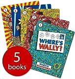 Where's Wally 5 álbumes ilustrados