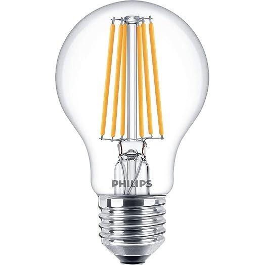 Philips Classic LEDBulb DT 8-60W A60 E27 CL, LED-Lampe