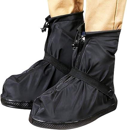 AidShunn Couvre Chaussures Imperméables Recouverts de Bottes