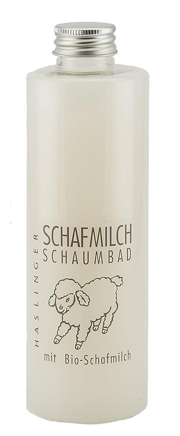 Leche ovina - Espuma de baño con lanolina, ...