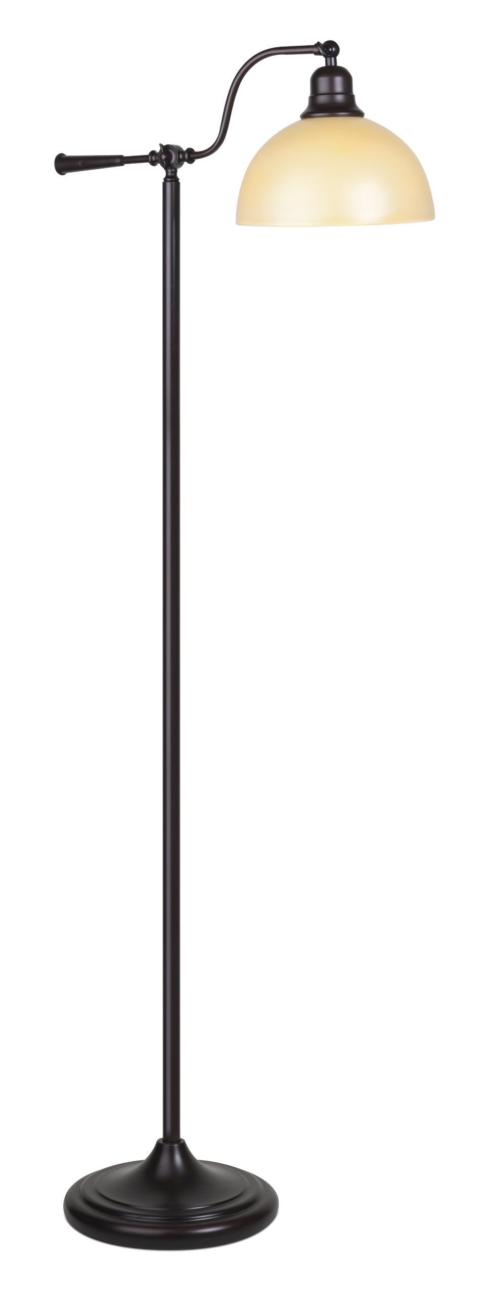 OttLite 25549BB5  25-watt HD Cambridge Floor Lamp by OttLite