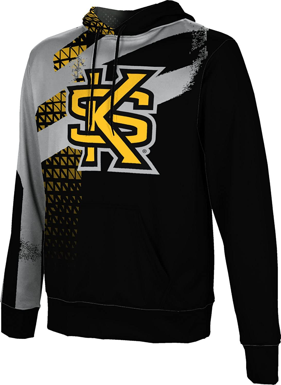 Kennesaw State University Mens Pullover Hoodie Structure School Spirit Sweatshirt