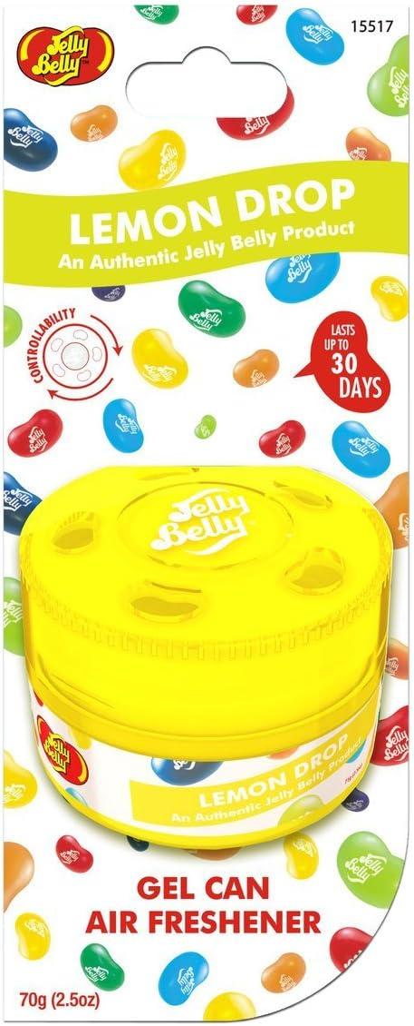 Jelly Belly Lufterfrischer 15517 Ein Gel Kann Für Lemon Drop Auto