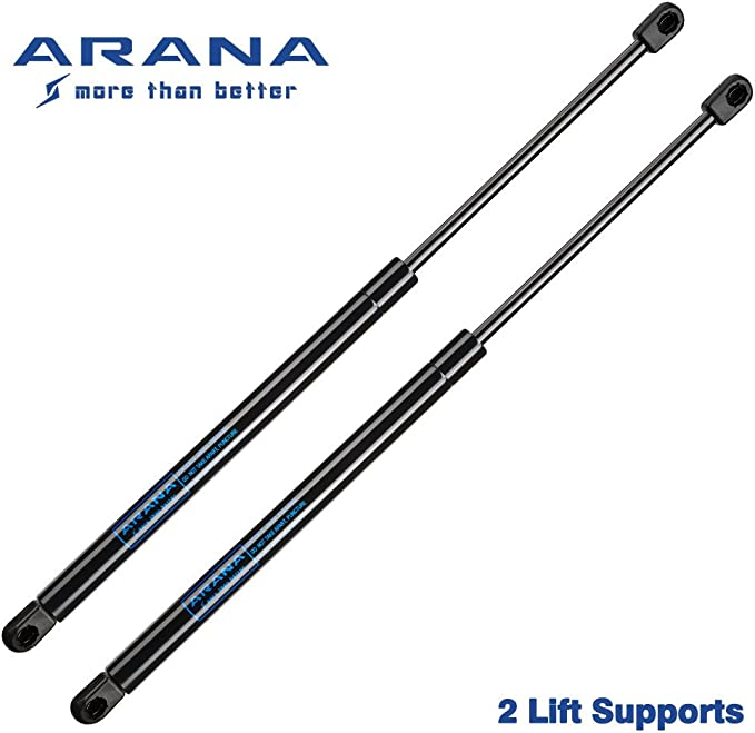 2X Front Hood Lift Supports Shock Strut Prop Arm Rod For Jeep Liberty SG314037