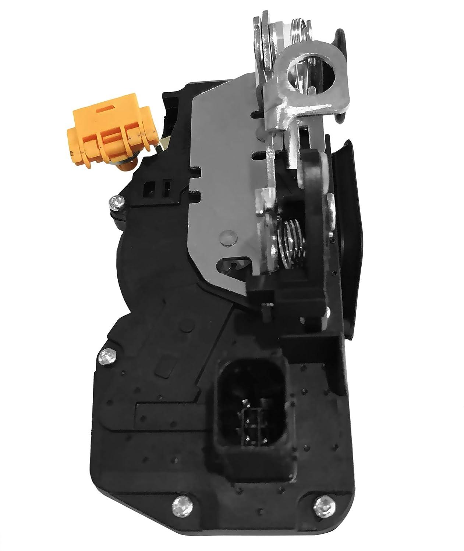 Exerock Front Left 931-301 Door Lock Actuators Door Latch Fits for 2007-2014 Cadillac Escalade 2006-2014 Chevrolet Impala//Silverado//Suburban//Tahoe 2007-2014 GMC Sierra//Yukon