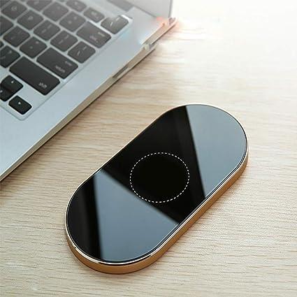 Cargador inalámbrico Qi Cargador de carga USB Cargador para ...