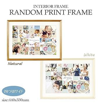 amazon random print frame ランダムプリントフレーム インテリア