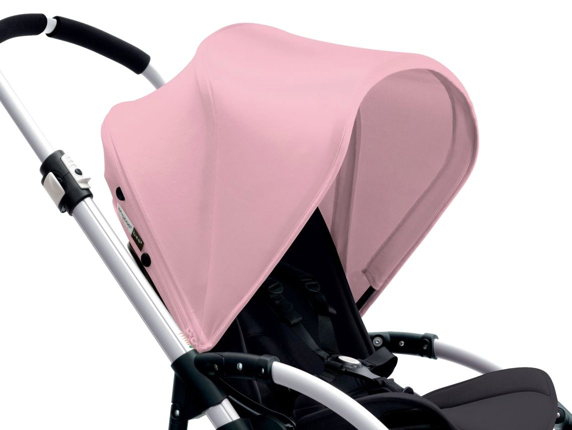 Amazon.com  Bugaboo Bee3 Sun Canopy Soft Pink (Stroller not included)  Baby  sc 1 st  Amazon.com & Amazon.com : Bugaboo Bee3 Sun Canopy Soft Pink (Stroller not ...