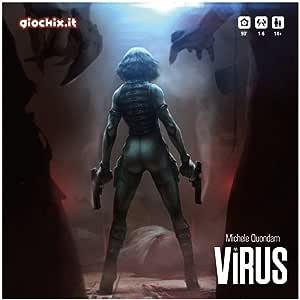 Giochix VRS1 – Juegos Virus: Amazon.es: Juguetes y juegos