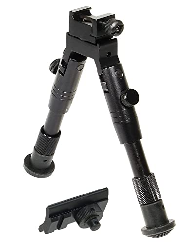 UTG Shooters Bipod Rubber Height