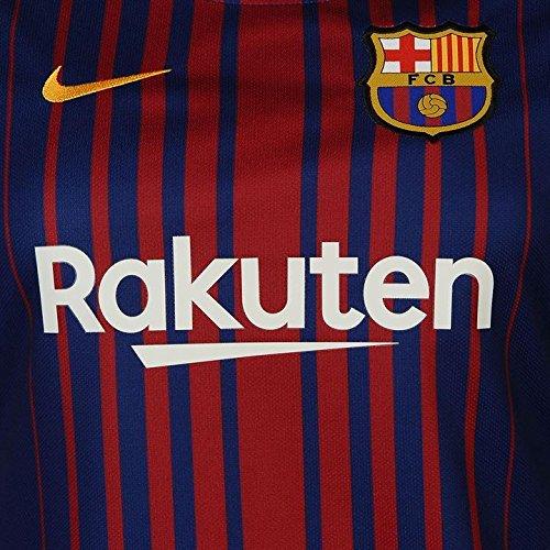 Nike FCB W Nk BRT Stad JSY SS Hm Camiseta 1ª Equipación FC Barcelona 17-18 48e3587610a66
