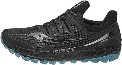 Saucony Xodus ISO 3, Zapatillas para Hombre: Amazon.es: Zapatos y complementos