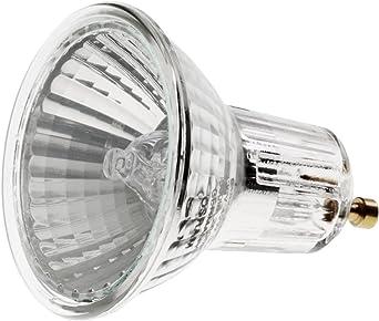 3 x Osram Halogen Leuchtmittel Fassung GU10 50 Watt  Hochvolt  Lampe Halopar