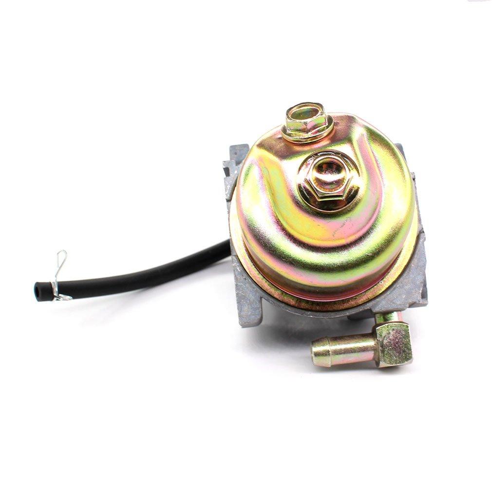 "Amazon.com : AISEN Carburetor for Craftsman 26"" Huayi 170S 170SA Snowblower  Troy-Bilt 5024 208cc OHV Engine Fuel Filter Primer Bulb Gasket : Garden &  ..."