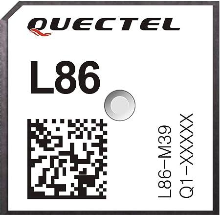 Cuatribanda L86 GNSS parche módulo de la antena: Amazon.es ...