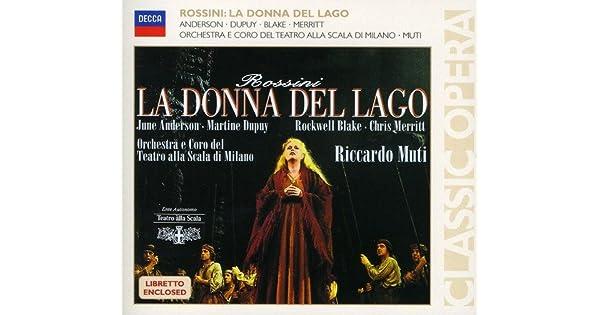 Amazon.com: La Donna Del Lago: Music