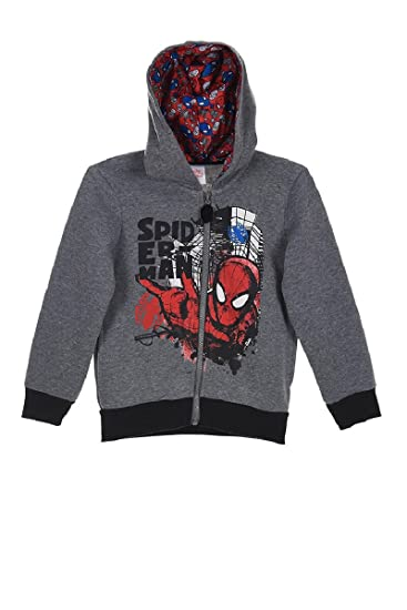 Spiderman Bambino Felpa