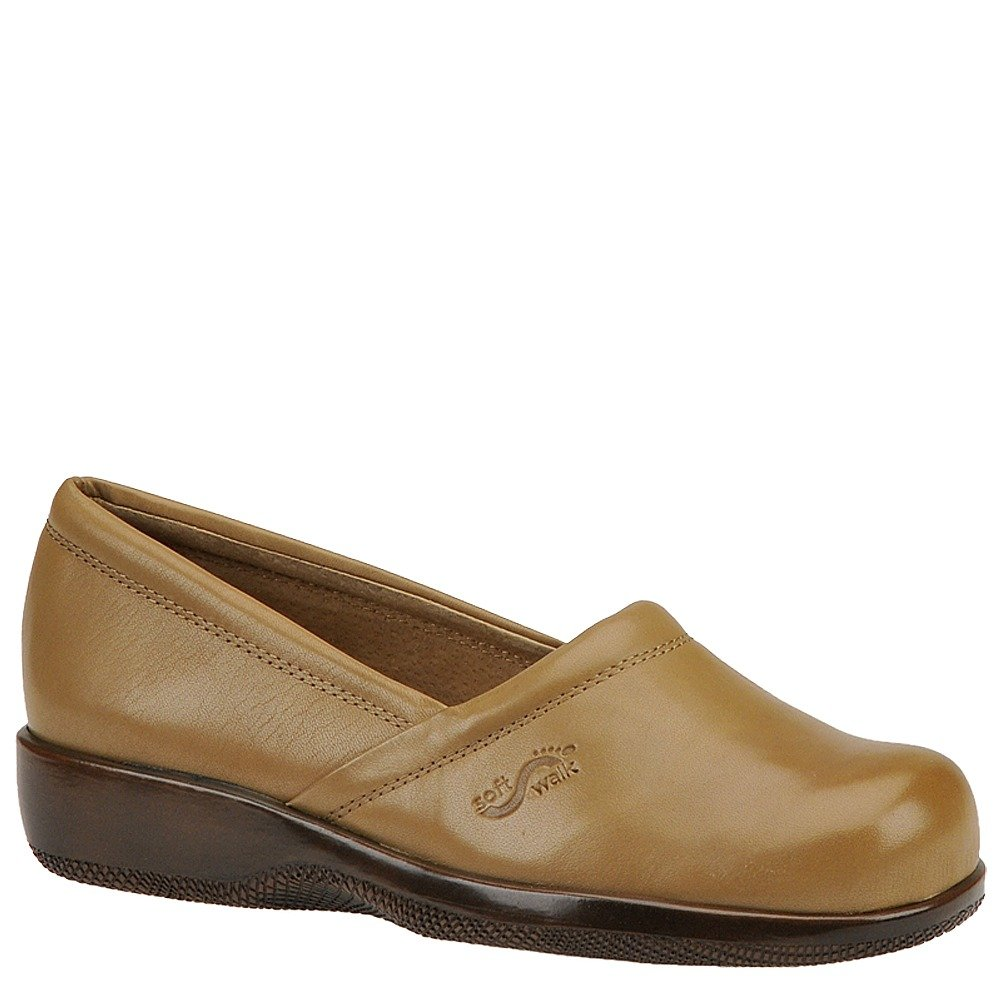 SoftWalk Women's Adora Taupe Veg Calf 5.5 M