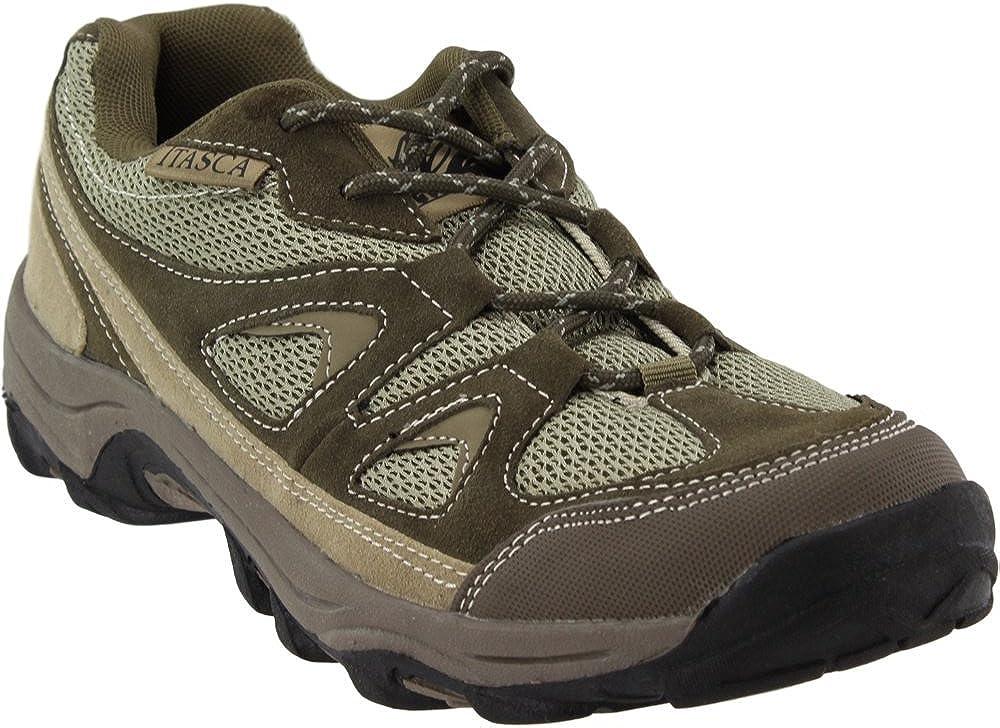 Itasca Men s Striker Ii Lightweight Suede and Nylon Hiker Hiking Boot