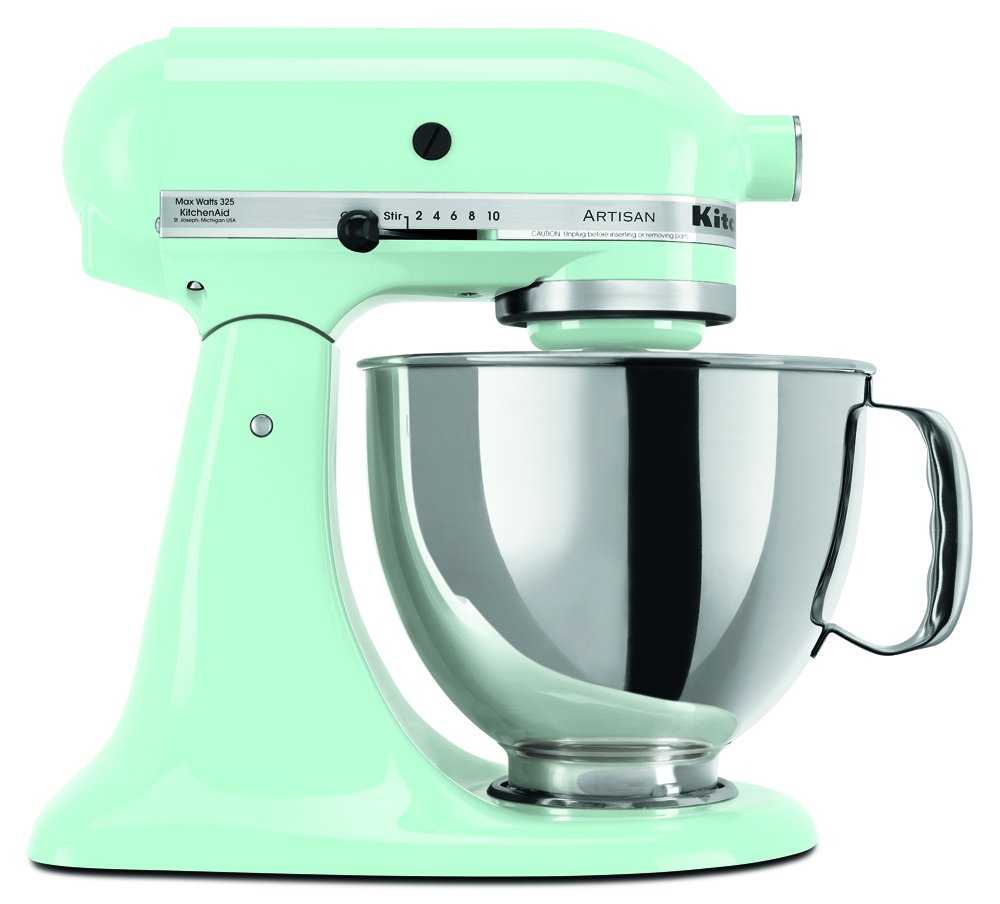 Amazon.com: KitchenAid RRK150IC 5 Qt. Artisan Series - Ice ...
