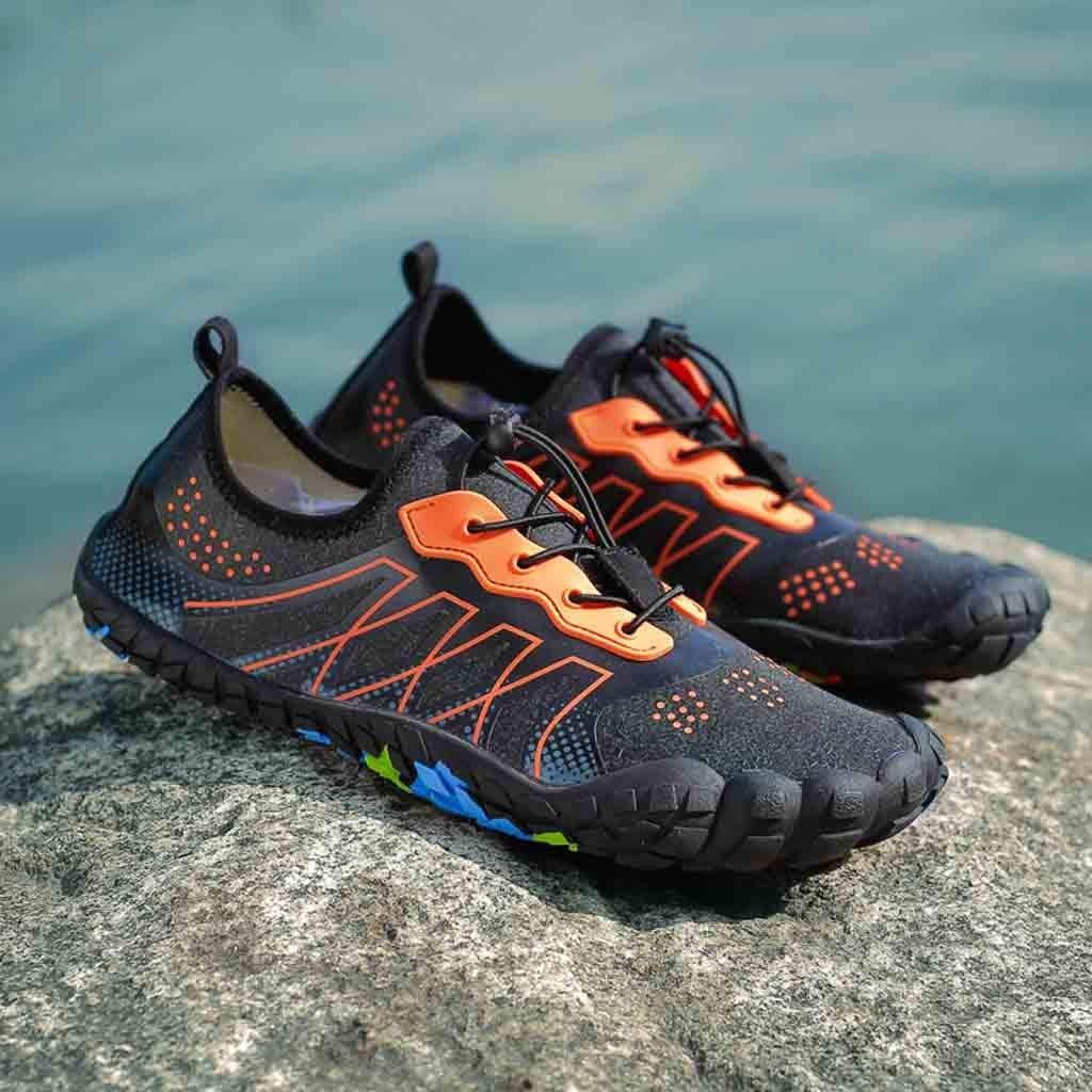 Kauneus  Mens Womens Water Shoes Quick Dry Barefoot Aqua Shoes for Beach Swim Kayaking Snorkeling Water Aerobic Yoga by Kauneus Fashion Shoes (Image #5)