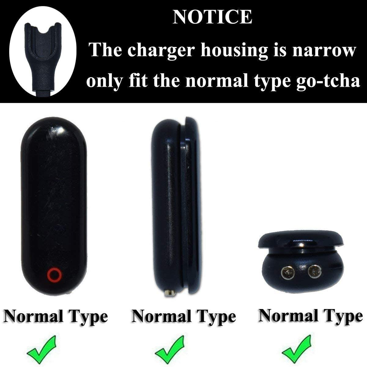 Go-tcha Replacement Rubber Case
