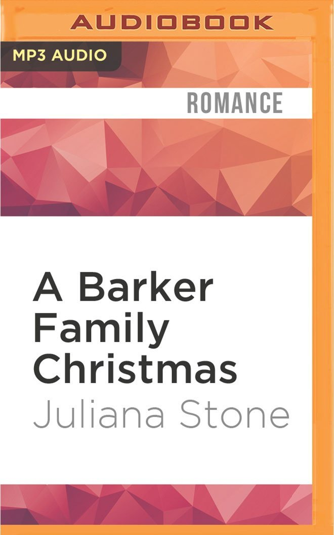 Read Online A Barker Family Christmas (The Barker Triplets) ebook