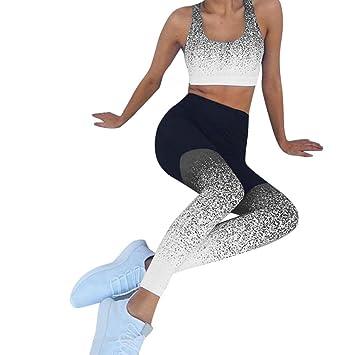 Sisit - Talón de Yoga para Mujer, Degradado, Yoga, Deporte ...