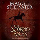 The Scorpio Races Audiobook by Maggie Stiefvater Narrated by Steve West, Fiona Hardingham