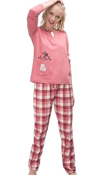 Pijama PANTERA ROSA Mujer GISELA ROSA (S)
