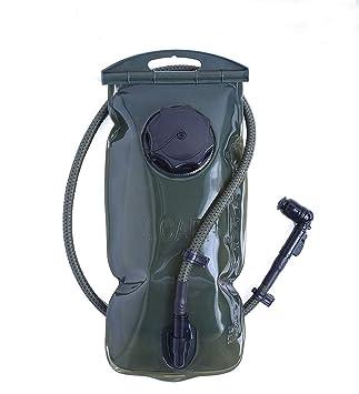 kylebooker bolsa de agua mochila de hidratación vejiga 2L Depósito de agua Camelback deportes al aire libre: Amazon.es: Deportes y aire libre