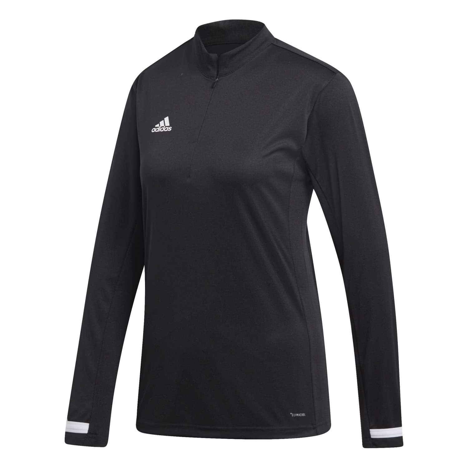 Adidas Damen T19 1 4 Ls W Long Sleeved T-Shirt