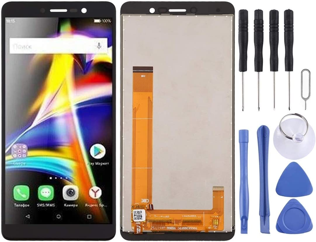 ZhiYuan LCD Screen and Digitizer Full Assembly for BQ BQ-5508L Next LTE Durable