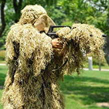 Tactical Sniper Ghillie Suit for Hunting Airsoft Paintball
