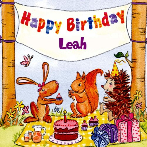 Happy Birthday To Walkonby Jan 30: Happy Birthday Leah By The Birthday Bunch On Amazon Music