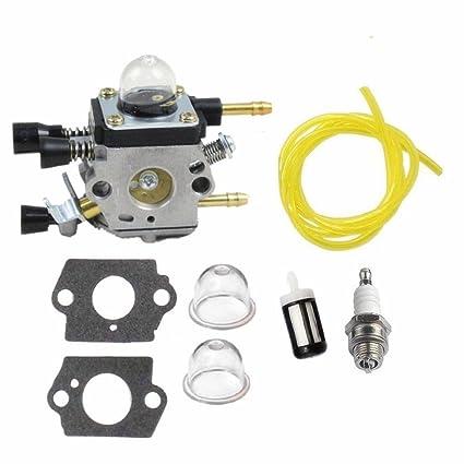 Amazon.com: Carburador Zama c1q-s68g Stihl BG45 BG55 BG65 ...