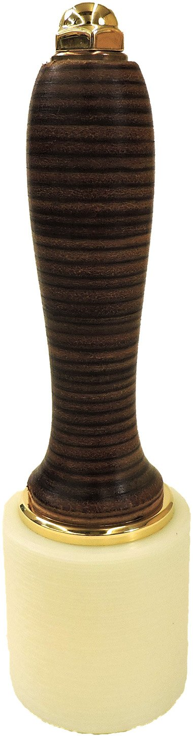Barry King Professional Leather Working Mauls (16oz, Round) by Barry King