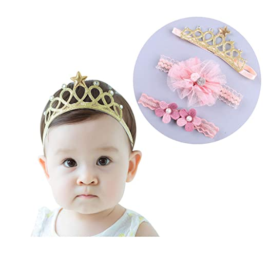 Baby Girl Headbands and bows - Nylon Turban Round Knot Headband Fits  newborn toddler infant girls 60c27ea540f