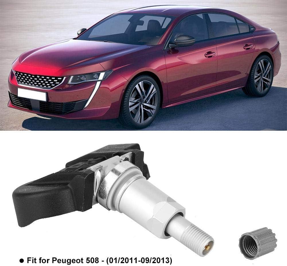 TPMS FW93-1A159-AB Sensor de monitoreo de presi/ón de neum/áticos del coche FW931A159AB Apto para 1007 207 307 407 508 607 807 para Citron C4 C5 C6 2003-2015