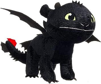 Krokmou How to Train Your Dragon Night Fury à Capuche chez les Adultes et Enfants Tailles