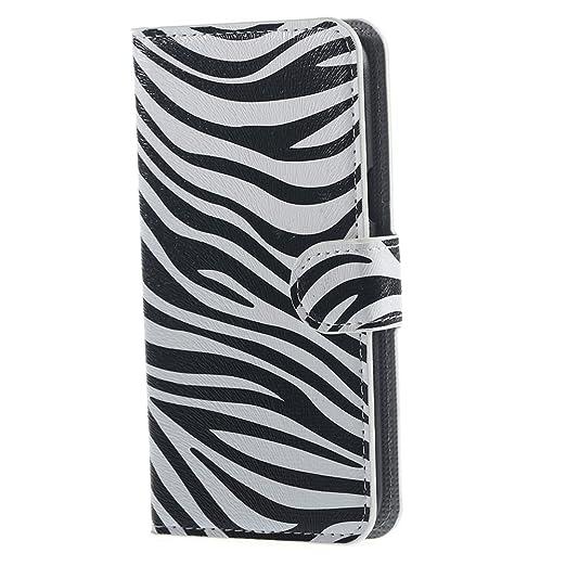 89 opinioni per Galaxy J5 Case Cover,PU Cuoio Caso Guscio Con carte di credito slot Protettiva
