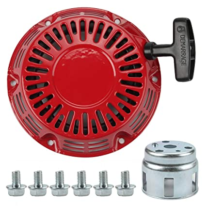 Recoil Starter Pull Start Fit GX160 Motor Propel Mower Water Pump Lawn Mower New