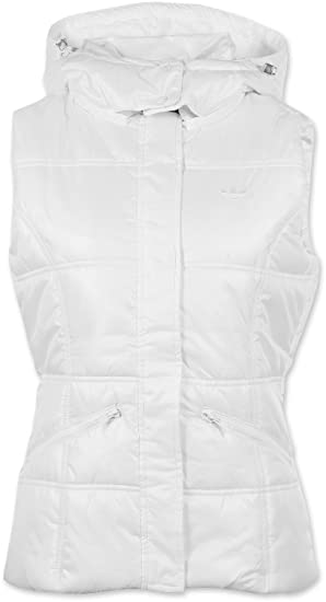 Manches W 36 White Padded Running Sans Veste Adidas qnFzIx5