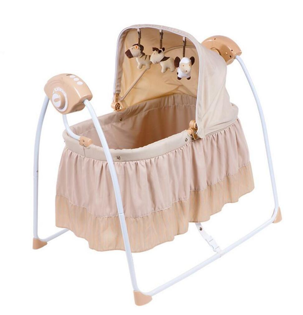 NWYJR Säugling Rocker Vibration bequem Multifunktions-Verordnung elektrische Musik zu beschwichtigen Neugeborenes ro