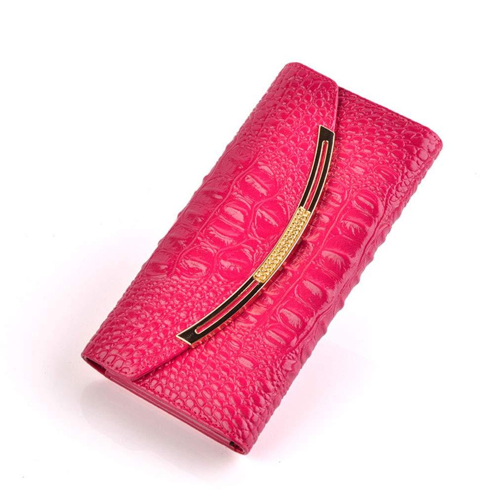 Damen Mini Geldbörse Münze Portemonnaie Geldtasche Solid Geldbeutel Brieftasche