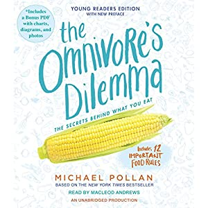 The Omnivore's Dilemma Hörbuch